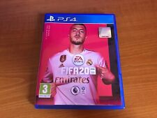 FIFA 20 PS4 GAME FOOTBALL SOCCER EA SPORTS PLAY STATION 4 GAME.