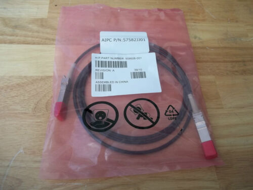 HP 2m 4GB Volex Fibre Channel Interconnect Cable 509506-001 Rev A