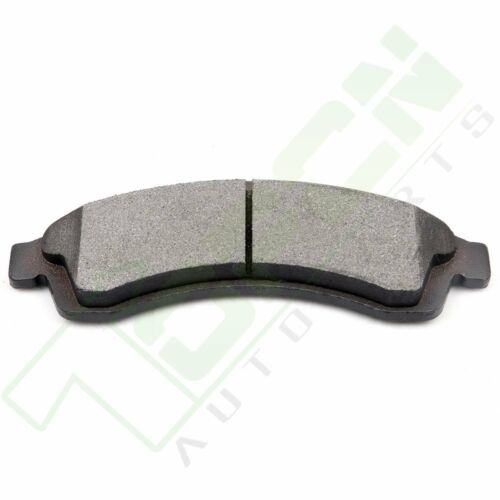 Front Rear Ceramic Discs Brake Pads Fits Chevrolet 2005 Buick Rainier Saab 9-7x