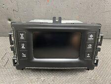 2015-2017 Chrysler 200 Radio Touch Display Screen P68226694AE