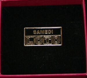 PINS-SAMEDI-LOTO-en-excellent-etat-n-35