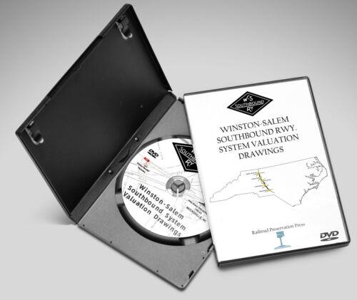 Winston Salem Southbound Valuation Drawing Set System WSSB
