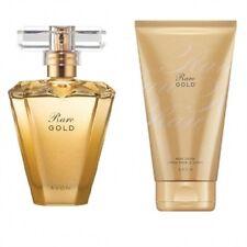 Avon RARE GOLD Ed-Parfum 50ml + Bodylotion 150ml Neu/Ovp