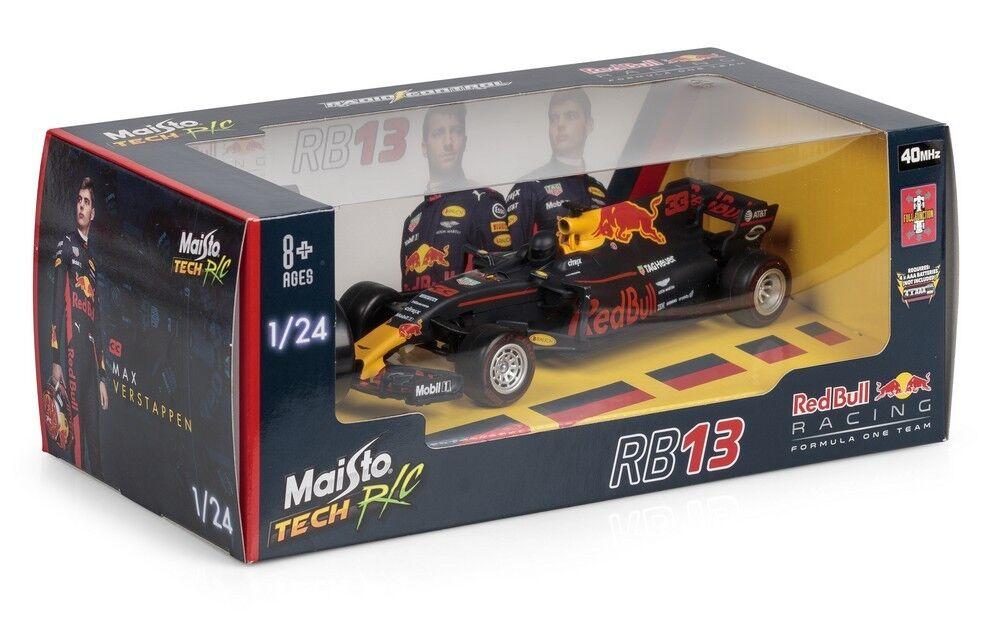 Bburago 1 18 Red Bull - 2017 Season (Verstappen)