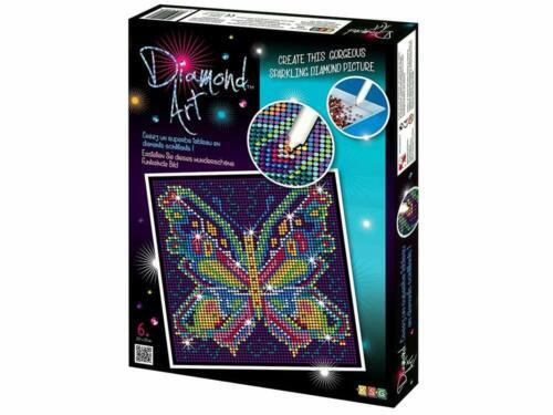 Diamond Art Sequin Crystal Artwork Childrens Craft Kit Kids Craft Kits