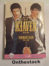 MANGA: The Way to Heaven (Yaoi) by Yanimaru Enjin (2009, Paperback)