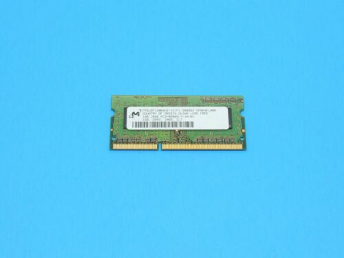 MT8JSF12864HZ-1G1F1 Micron PC-8500 1 GB SO-DIMM 1066 MHz DDR3 Memory