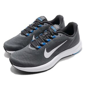 Nike-Runallday-Anthracite-Blue-White-Men-Running-Shoes-Sneakers-898464-018