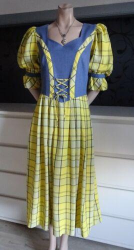 Dirndl German Bavarian Trachten Dress  6