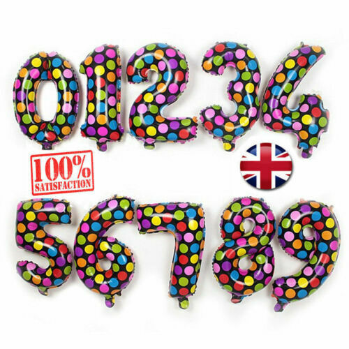 15th HAPPY BIRTHDAY Balloons Set Foil Printed Latex Ballons Party Decoration UK
