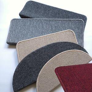 MITEX Treppenmatte Stufenmatte RODEO Schlingenware in vielen Größen und Farben