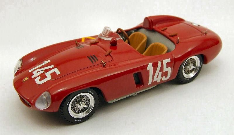 Ferrari 750 Monza  145 Tie. 1956 1 43 Model 0198 ART-MODEL
