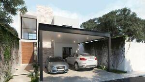 Casa en venta en Merida, Yucatan, privada Zendera residencial exclusiva
