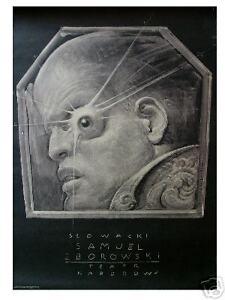 Polish-poster-by-Franciszek-Starowieyski