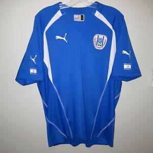 71d26d506 rare ISRAEL 2005-06 home football shirt Puma L trikot maillot jersey ...