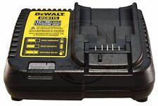 New DeWALT DCB115 12V 20V Battery Charger for DCB205 DCB204 Impact Hammer Drill