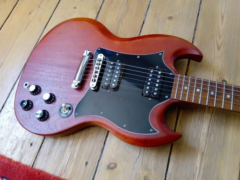Elguitar, Gibson SG Tribute