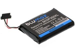 Blumax Power Akku für Navman iCN-720 iCN-750 Accu Batterie 1500mAh Neu