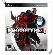 PS3 Prototype 2 SONY PLAYSTATION Games Activision Action