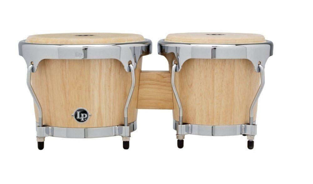 LP Latin Percussion Bongo Set Highline - LPH601-SMC Satin Mahogany