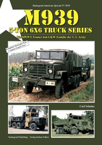 Tankograd 3010 M939 5-ton 6x6 Truck Series NEU /&
