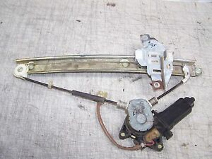 1995 toyota camry le window regulator left rear window motor for 1995 toyota camry window regulator