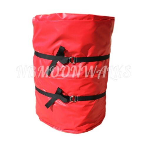 Set of 8 10/' x 2/'/' Straps Inflatable Water Slide Moonwalk Bounce House