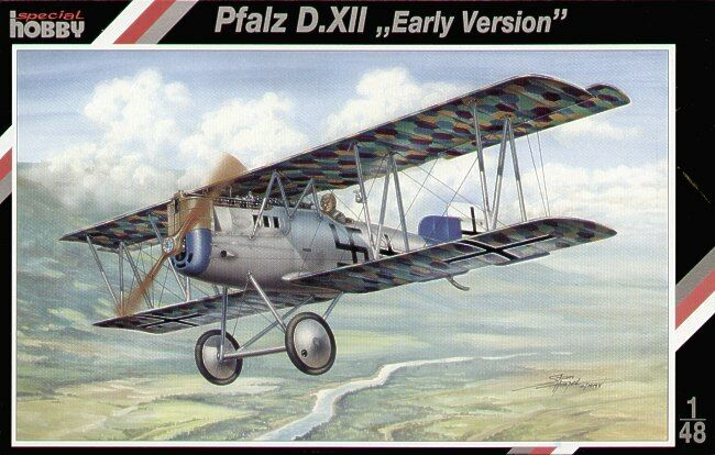 Special Hobby 1 48 Pfalz D. XII 'Early Version'