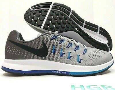 33 Training NIBeBay Nike 831352 Grey Air Mens Pegasus White Blue Running 004 Zoom 4c5jLRqA3