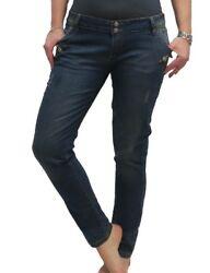 denim wear Damen JEANS LOOSE FIT Jeanshose Hose women normal rise