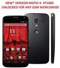 Verizon Motorola Moto X XT1060 - 16GB - Unlocked 4 Any GSM T-mobile At&t
