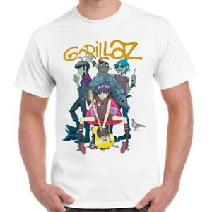 Gorillaz-Band-Alternative-Hip-Hop-Rock-Brit-Band-Blur-Albarn-Retro-T-shirt-74