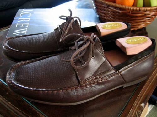 Ons Slip Uk7 Hudson Eu41 Brown Leather New UwqSI6x