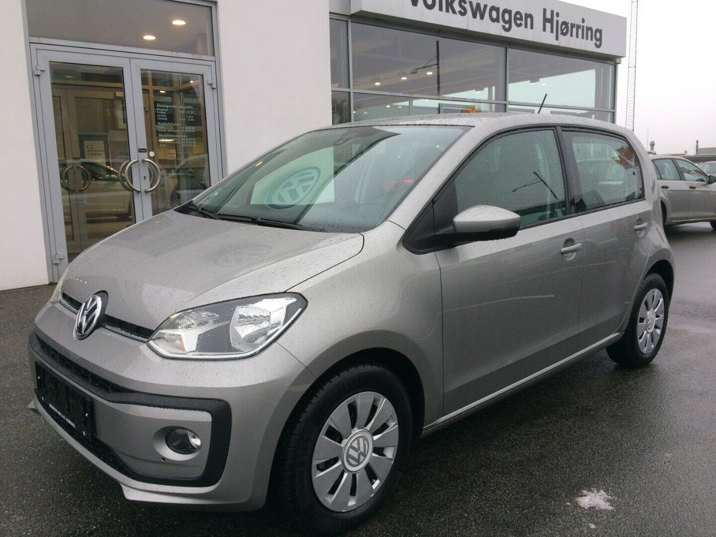 VW Up! 1,0 MPi 60 Move Up! BMT 5d - 113.000 kr.