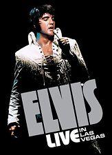 ELVIS PRESLEY 'LIVE IN LAS VEGAS' 4 CD SET (2015)