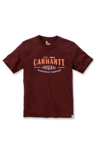 Carhartt señores Workwear Graphic camiseta de manga corta y cuello redondo té