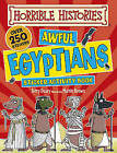 Awful Egyptians by Terry Deary (Paperback, 2015)