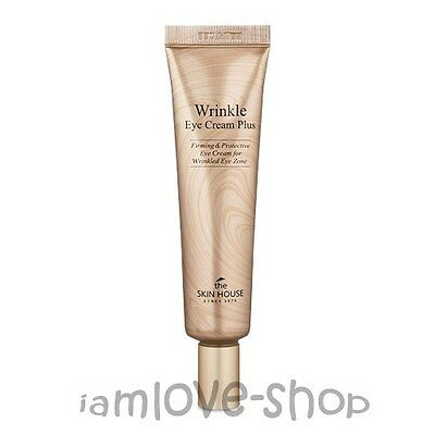 [The Skin House] Wrinkle Eye Cream Plus 30ml Firming & Protective Collagen