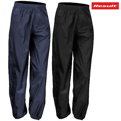 Sinnvoll Result Adult Outdoor Wind Rain Waterproof Over Trousers Hiking Workwear Pant New