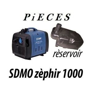 SDMO PIECE GROUPE ELECTROGENE generateur  réservoir ZEPHIR 1000