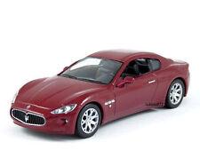 MASERATI GRAN TURISMO 1:43 Car NEW model die cast models cars diecast