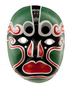 Mascara-De-039-Opera-China-China-Mascara-Verde-G25
