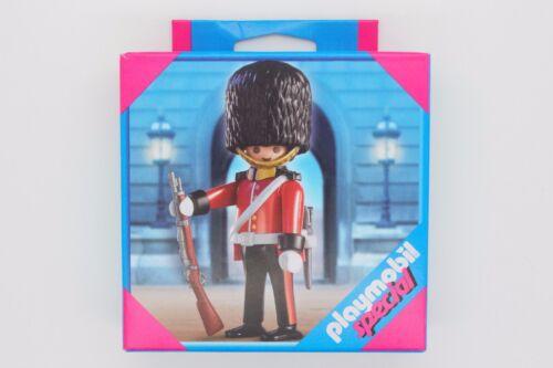 Ritter Figuren Playmobil special 4577 Royal Guard Wachsoldat Gardist Bärenfellmütze Neu OVP