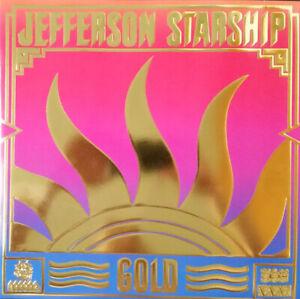 JEFFERSON-STARSHIP-Gold-2019-Limited-Edition-RSD-gold-vinyl-LP-7-034-NEW-SEALED