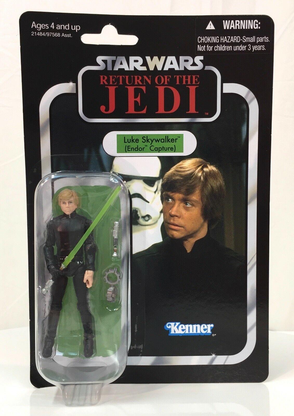 Star Wars The Vintage Collection VC23 Luke Skywalker Hasbro 2010