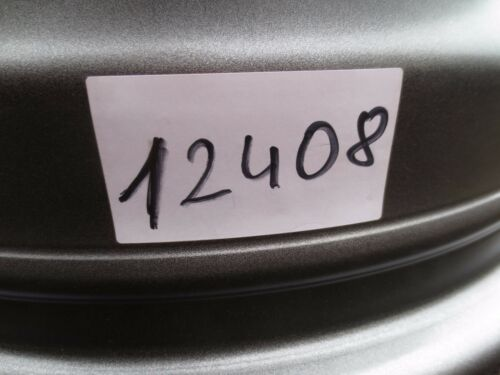 Neu VW Stahlfelge 6Jx15H2 5x112 ET55 T4 Bus Kasten Pritsche 7D0601027A #12408