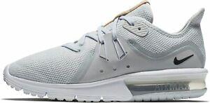 Nike Hommes Chaussures De Loisirs AIR Max Sequent 3 Noir | eBay