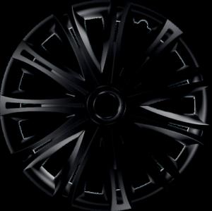 """14/"""" Enjoliveurs Couverture Noir 2010 Sur Ford Transit Van"""