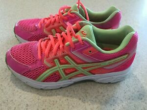 asics running shoes youth