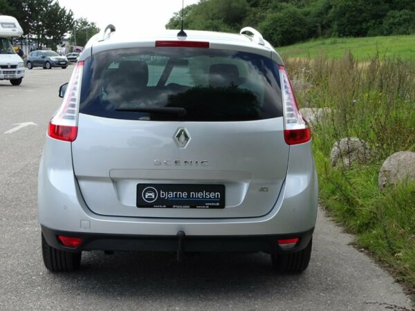 Renault Grand Scenic III 1,5 dCi 110 Limited Navi Style 7p - billede 4